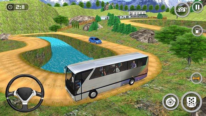 公共汽車客運模擬圖2