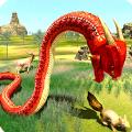 野生饥饿蟒蛇模拟器