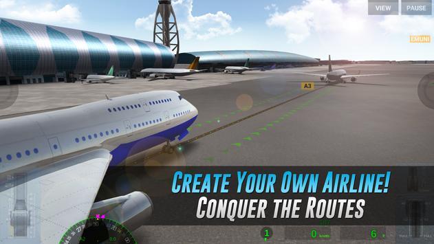 航空公司真實飛行圖1