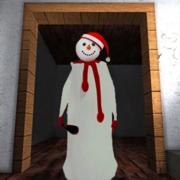 圣诞恐怖屋奶奶