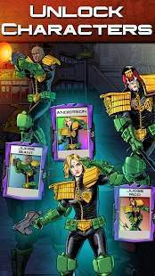 Judge Dredd Crime Files图1