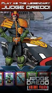 Judge Dredd Crime Files图4