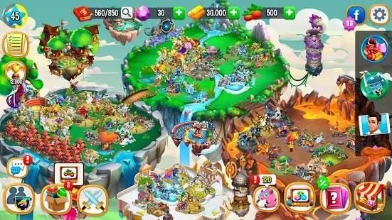 Dragon City圖5