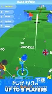 Golf Race圖3