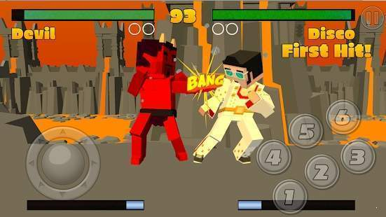 Pixel Fighting 3D圖1