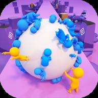 粘性球3D