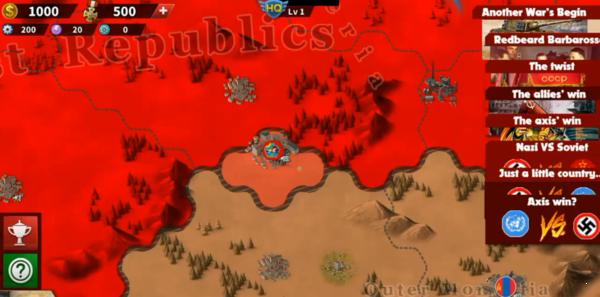 世界征服者4更好的二战图1