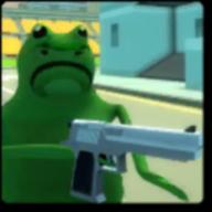 搞怪的青蛙模擬器