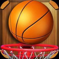 狂熱投擲籃球