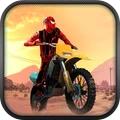 蜘蛛俠自行車