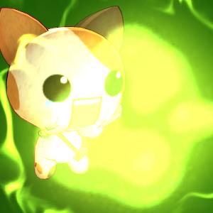 能量爆發貓