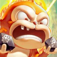 憤怒的猴子也瘋狂