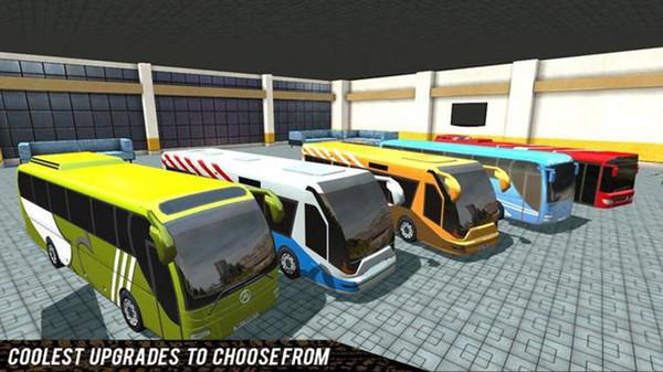 不可能的巴士模拟器图1