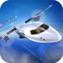 飛機飛行員模擬器