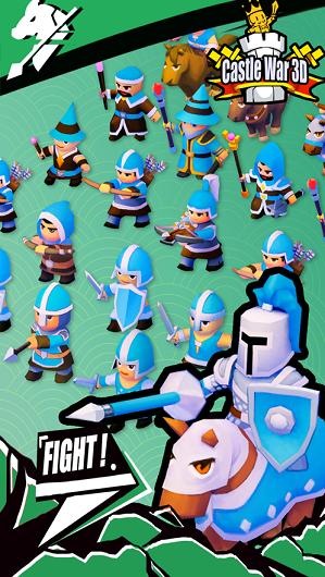 城堡冲突3D图3