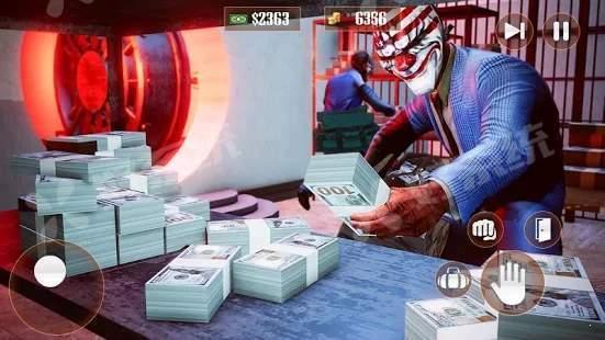 银行抢劫大盗模拟器图3