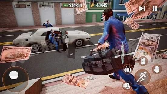 银行抢劫大盗模拟器图1
