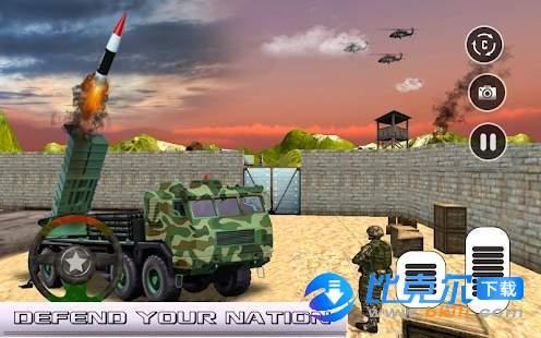 侵略者导弹战争图2