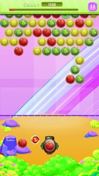 趣味泡泡飞溅比赛图3