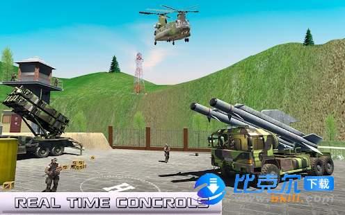 侵略者导弹战争图1