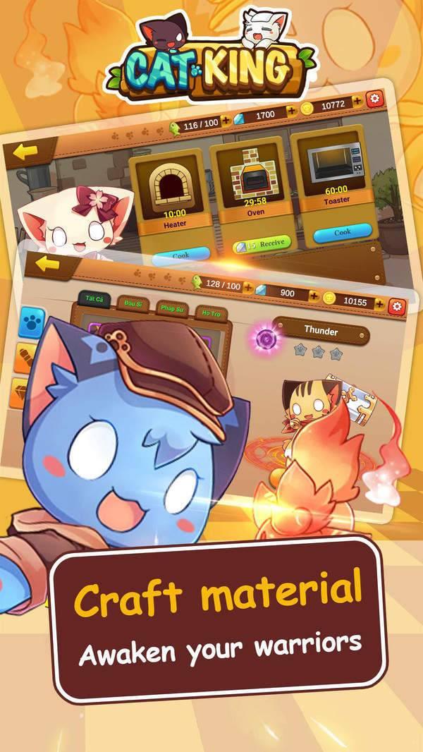 猫狗大战RPG图1