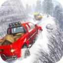 暴雪卡车驾驶
