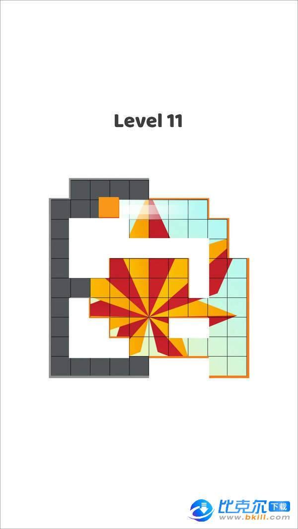 拼图迷宫图1