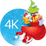 4K高清圣誕壁紙