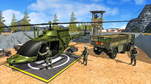美軍貨車駕駛模擬器圖3