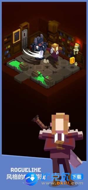 Tiny Tomb Dungeon Explorer图1