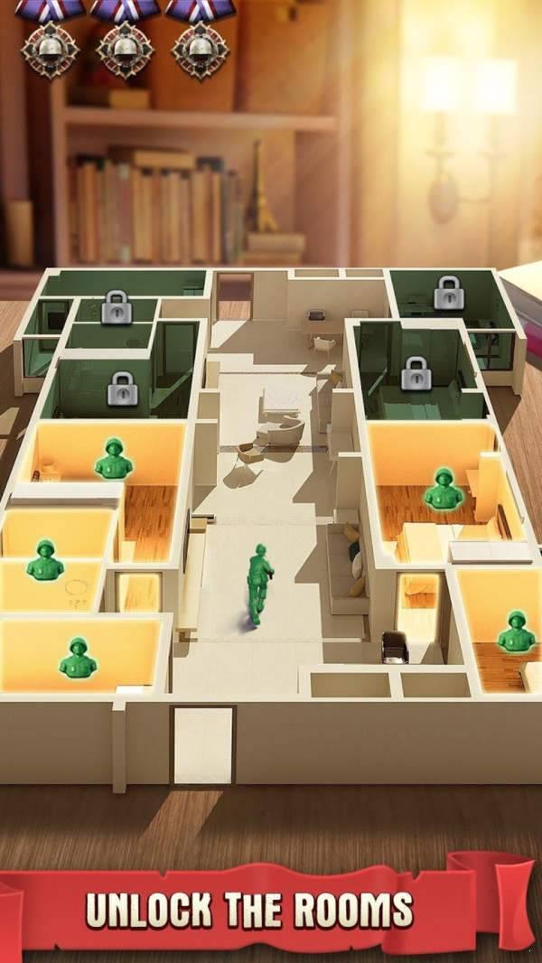 玩具兵消除大战图3