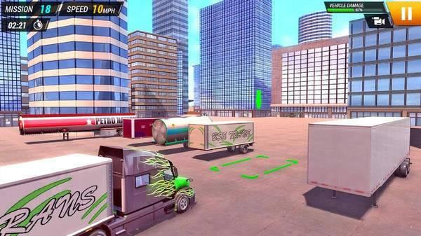 城市卡车司机模拟器图3