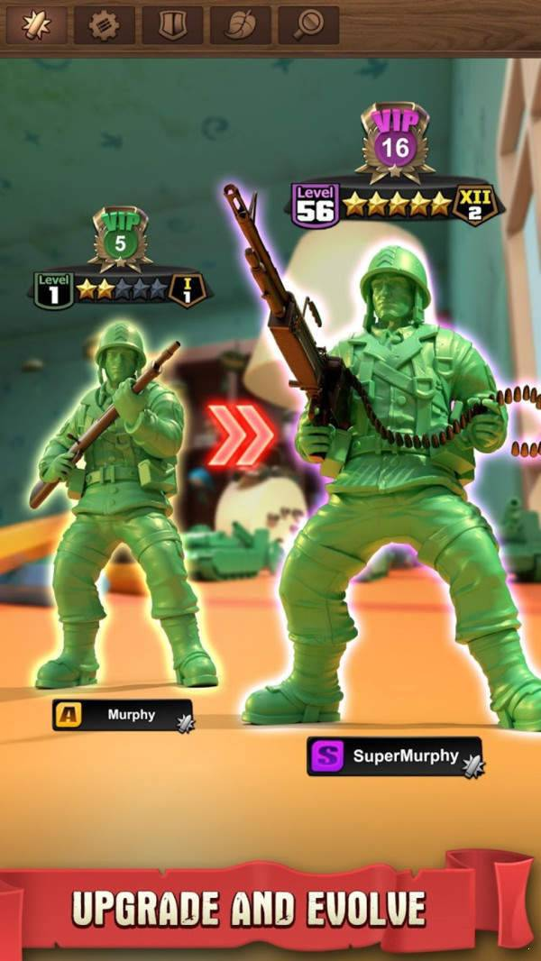 玩具兵消除大战图1