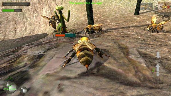 蜜蜂生存模拟器图1