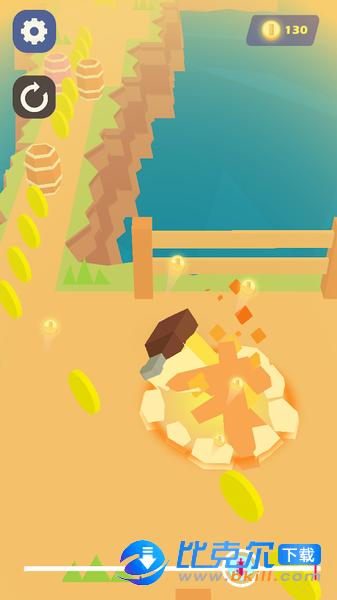 烤肠跑路图3