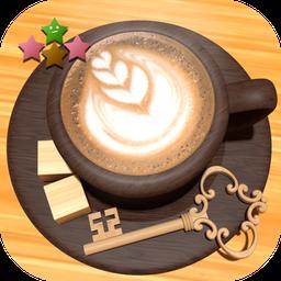 逃脱游戏:充满咖啡香气的房间