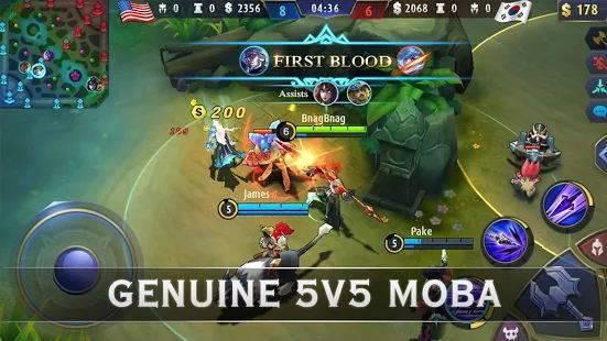 mobile legends图1