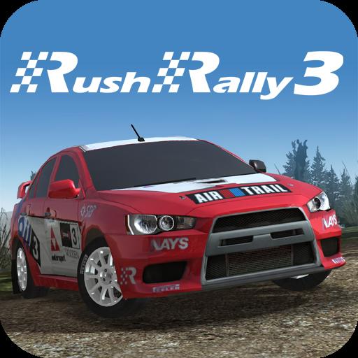 拉力竞速3(Rush Rally3)