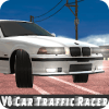 v8 car traffic racer v1.0