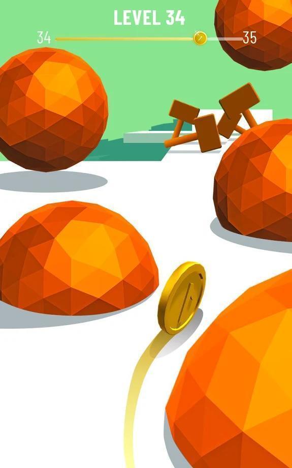 金币跑酷(Coin Rush)图1