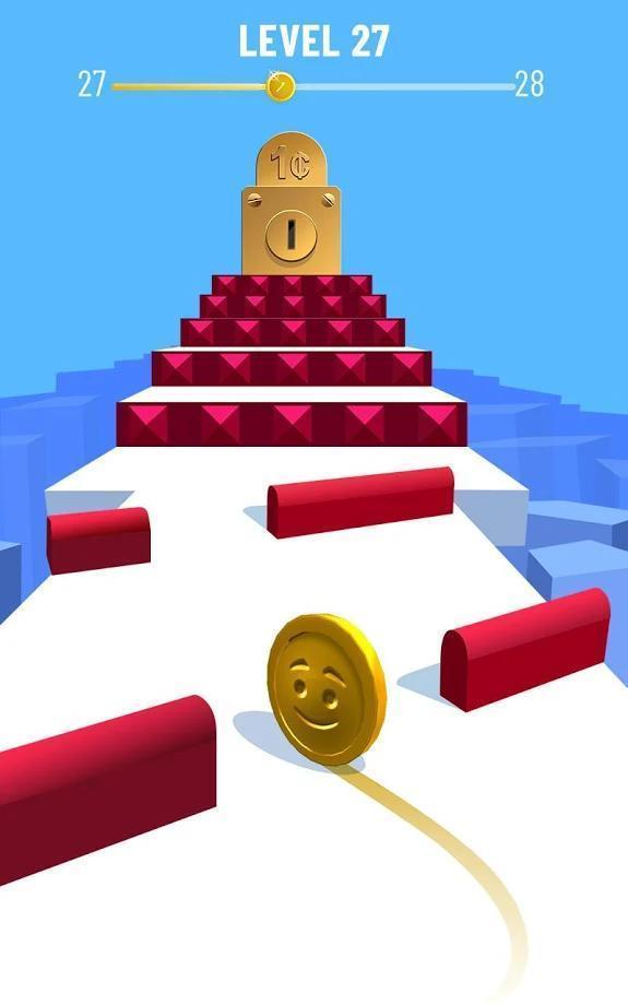 金币跑酷(Coin Rush)图3