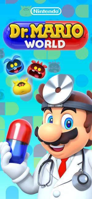 馬力歐醫生世界(Dr. Mario World)圖1