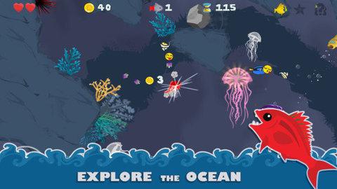 小鱼大冒险图1