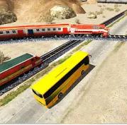 火车公交竞速