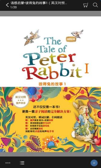彼得兔的故事图1