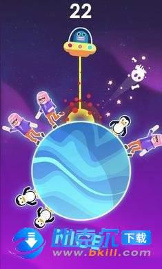 行星爆炸图2