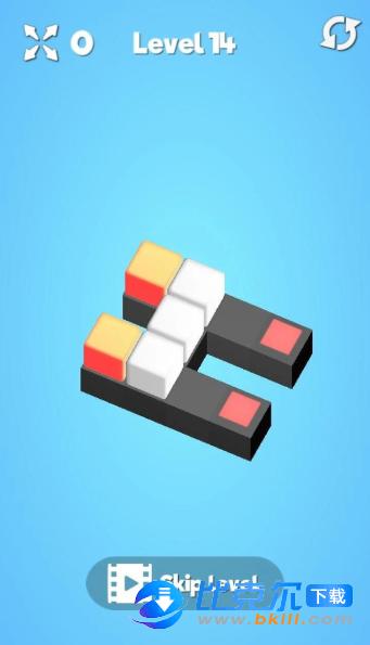 立方体迷宫图3