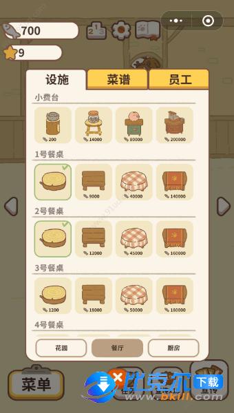 动物餐厅图1