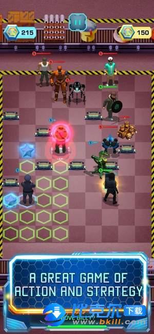 机器人城市冲突(Robot City Clash)图4