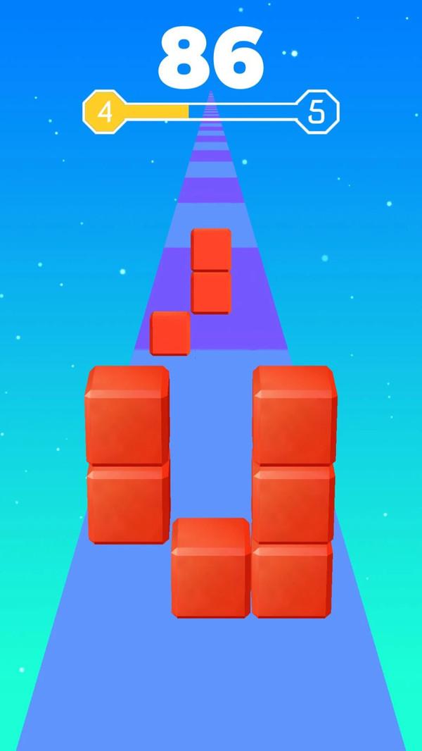 方塊一對一圖1